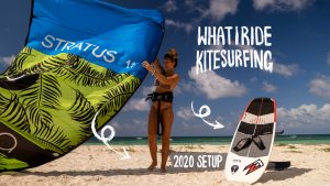 Kitesurfing Gear I'm Riding in 2020!
