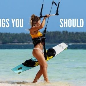 Learning How To KITESURF: The 4 Things You Will Need!