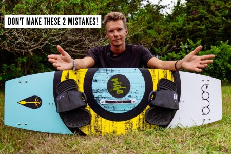 How to Set Up A Kiteboard