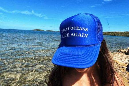 Treat Oceans Nice Again Story