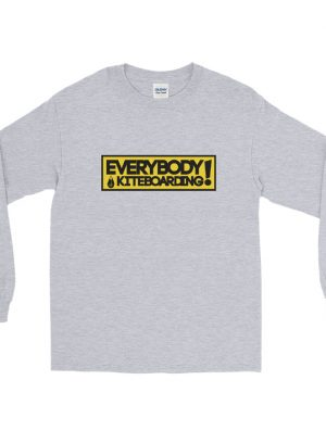 TONA x EVERYBODY LOVES KITEBOARDING LONGSLEEVE