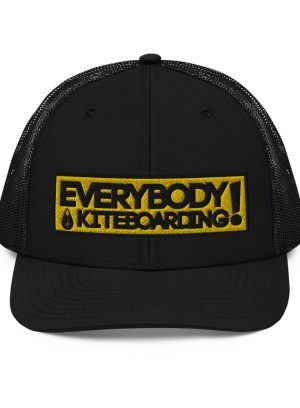 TONA x EVERYBODY LOVES KITEBOARDING MESHBACK