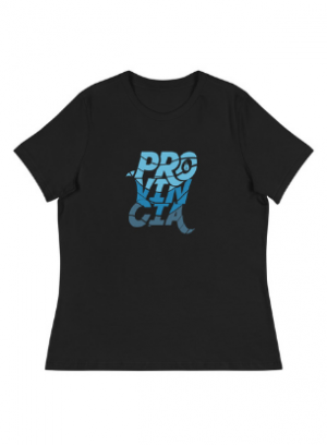 TONA x PROVINCIA PROJECT WOMENS TEE