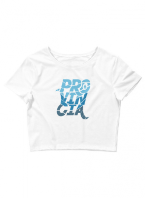 TONA x PROVINCIA PROJECT CROP TOP