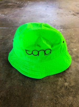 Neon Green Bucket Hat