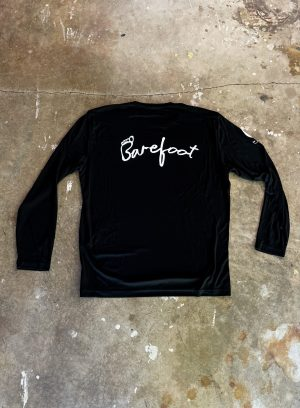 Barefoot x Tona Black