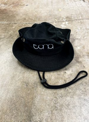 Black Safari Tona Hat
