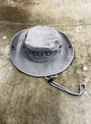 Grey Safari Tona Hat